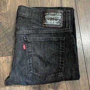 Levi's 507 32X32 Slim Boot
